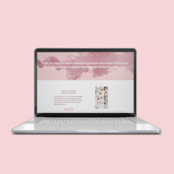 webbsida bygga hemsida